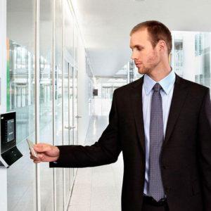 Система контроля доступа в офисе