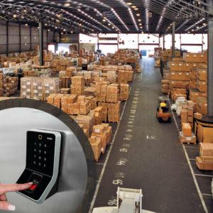 Система контроля доступа на складе